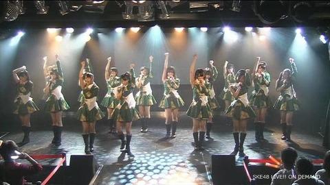 【SKE48】この時期に映える良曲「今、君といられること」※動画
