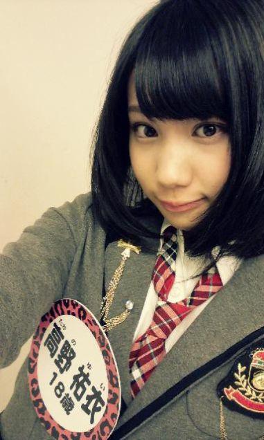【NMB48/高野祐衣】高野ゆいちゃんが可愛いすぎるんだけど、