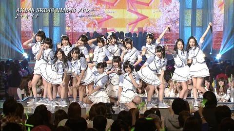 【NMB48】生歌で安定したパフォーマンスを披露!!