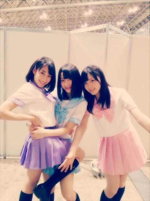 大森佐々木平田の3人早く昇格させて欲しい【AKB48G】