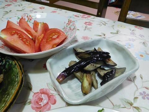 トマト&茄子の糠漬け