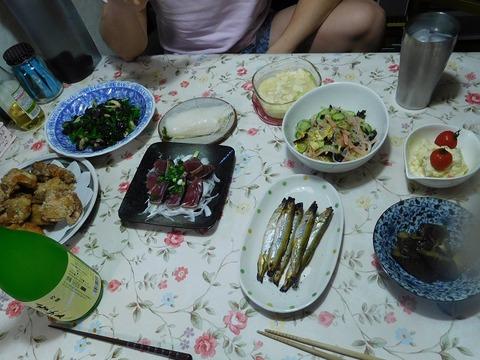 3月31日の夕食