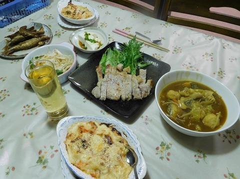 5月26日の食卓