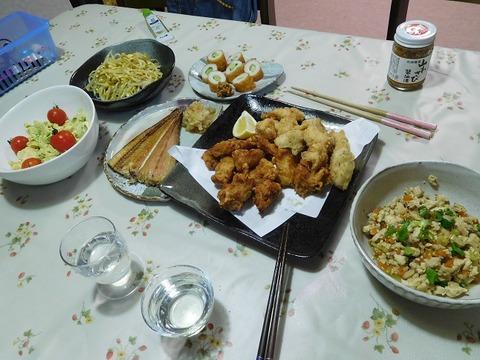 1月14日の食卓