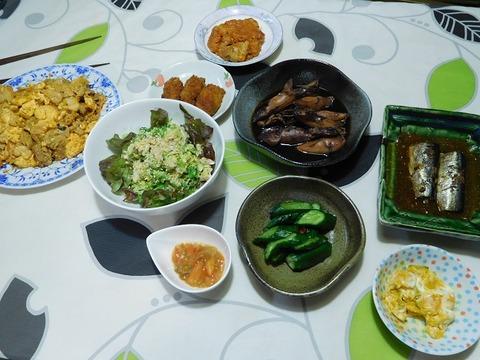 4月28日の食卓