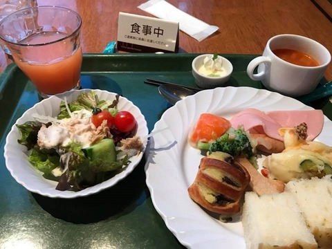 12月9日の朝食