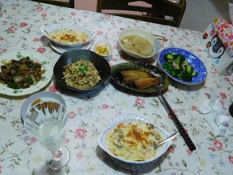 3月5日の夕食