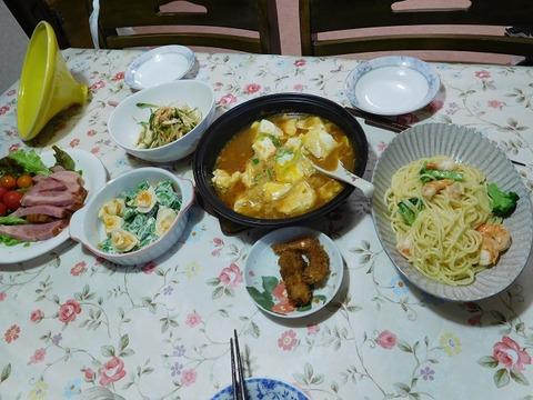 12月26日の夕食