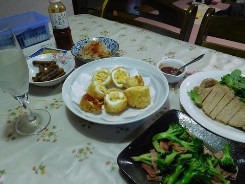 5月28日の食卓