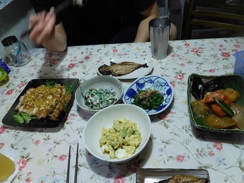 4月19日の食卓