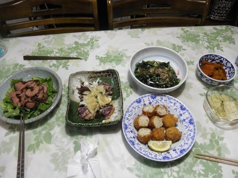 12月28日の食卓