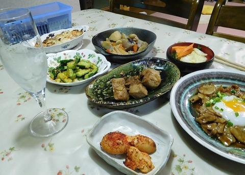 5月27日の食卓