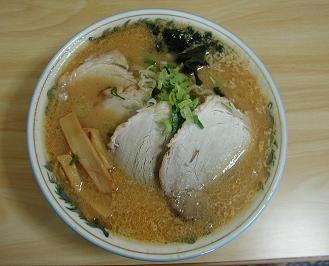 藤・味噌ラーメン