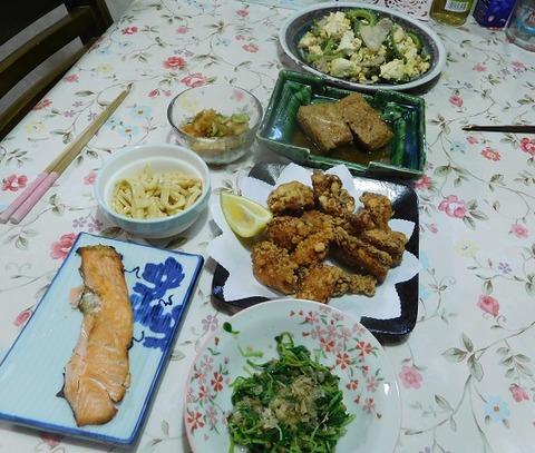 6月2日の夕食