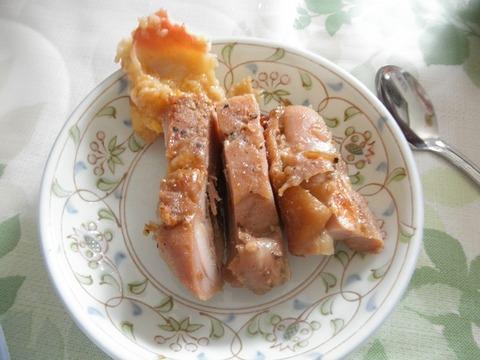 鶏照り焼き