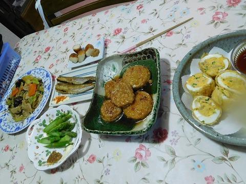 3月23日の夕食
