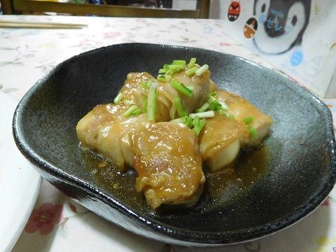 肉巻き豆腐