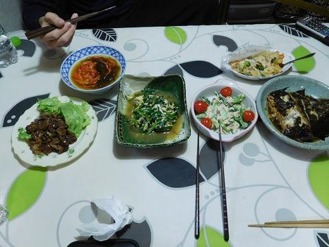2月22日の食卓