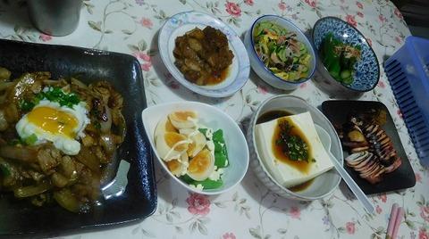 5月5日の夕食