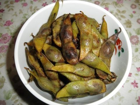 丹波黒豆 (1)