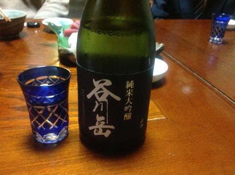純米吟醸・谷川岳