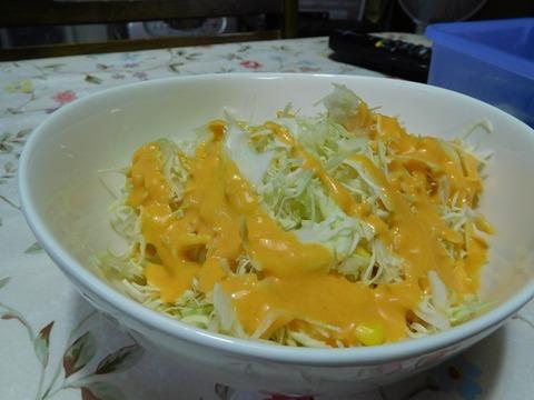 コールスロ―サラダ