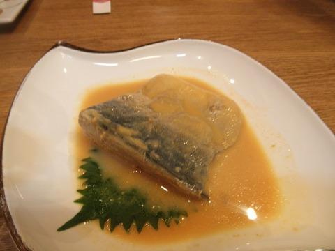 鯖味噌煮クリームチーズ