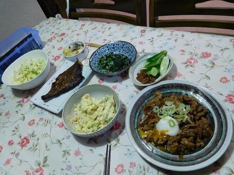 11月28日の夕食