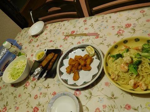 2月27日の夕食