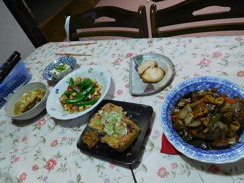 2月16日の夕食