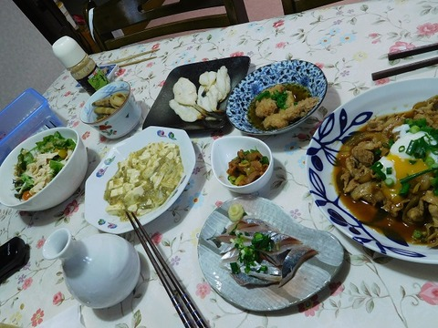 2月10日の夕食