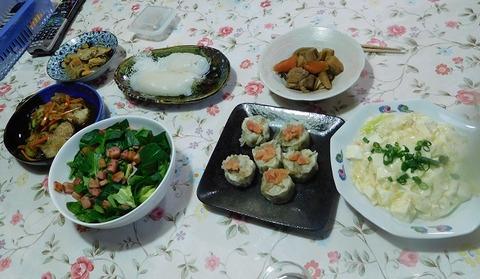 3月30日の夕食