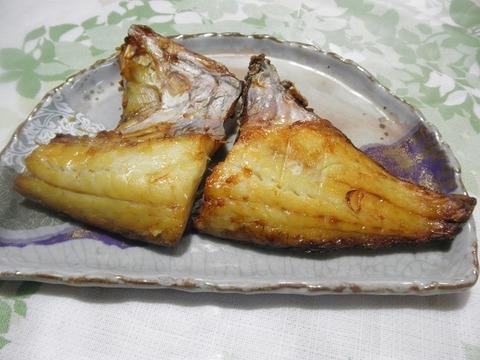 黒そい焼き魚