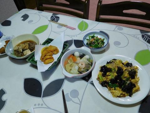2月25日の食卓