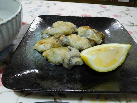 牡蛎ソティー