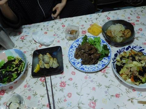 2月23日の夕食
