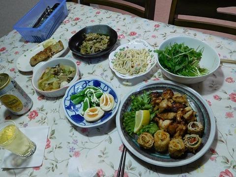 12月2日の夕食