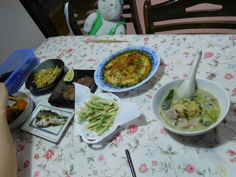 2月19日の夕食