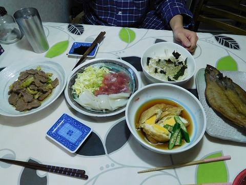 4月26日の食卓