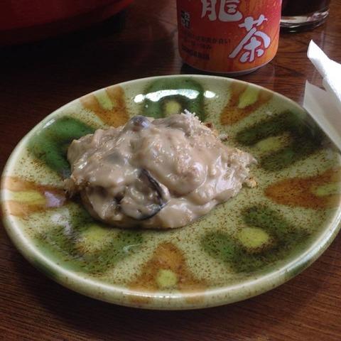 牡蛎グラタン