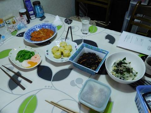 4月27日の食卓