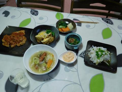 5月30日の食卓