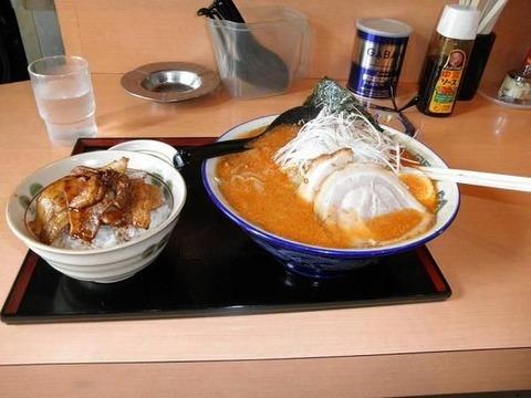 四川味噌ラーメン