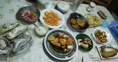 5月13日の食卓