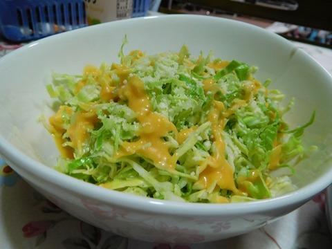コールスローサラダ