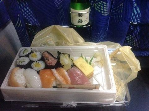ローソンの寿司