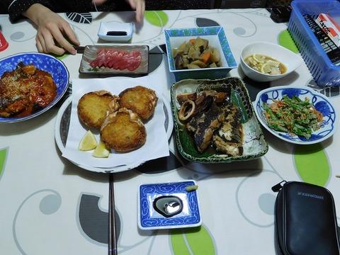 3月2日の食卓
