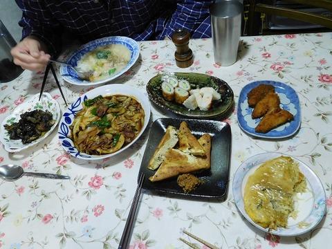 12月30日の夕食