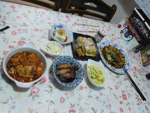 3月1日の夕食