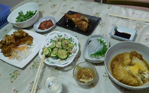 6月6日の食卓